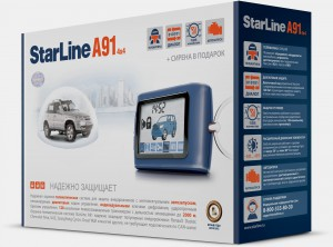 Starline A91 4x4