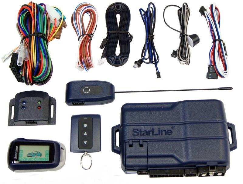 Обзор автосигнализации Starline a92