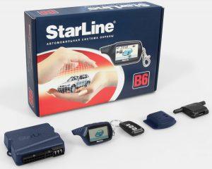 Сигнализация StarLine b6