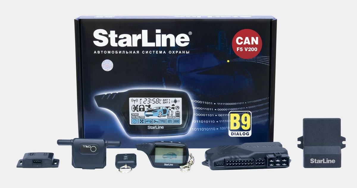 Starline b9 dialog инструкция скачать