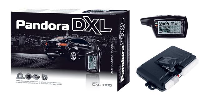 pandora dxl 3210 автозапуск инструкция сочетание клавиш