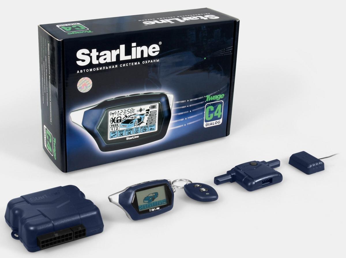 Starline b94s инструкция по эксплуатации скачать