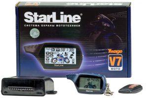 Starline moto v7