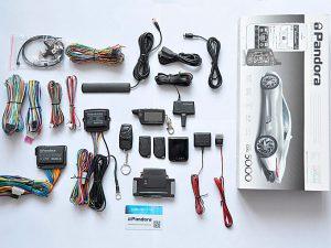 Комплектация Pandora DXL 5000 New