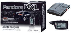 Технические характеристики Pandora DXL 3300