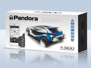 Pandora DXL 5900