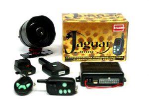 Автосигнализация Jaguar jx 1000