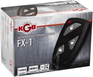 Сигнализация kgb fx 1