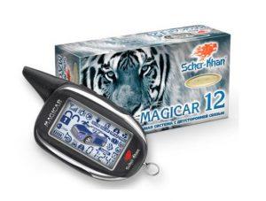 Автосигнализация Scher-Khan maicar 12