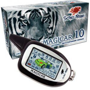 Scher khan Magicar 10