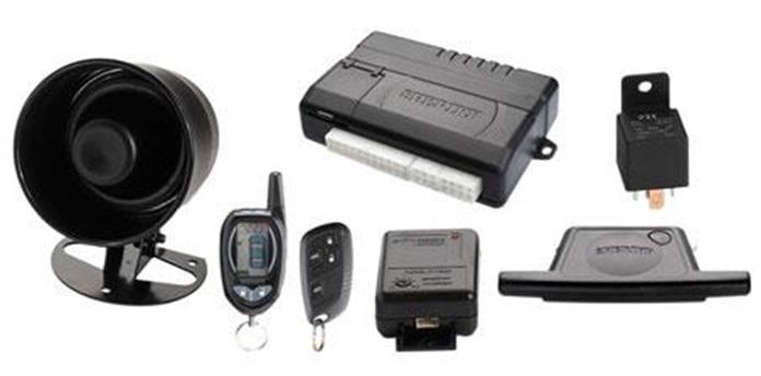 Комплектация SHERIFF ZX-1050