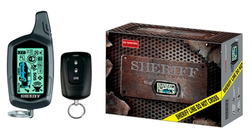 Sheriff zx-1070 схема