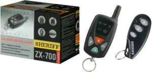 Автосигнализация Sheriff ZX-700