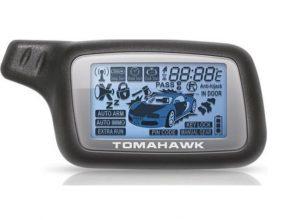 Брелоки дистанционного управления tomahawk  700