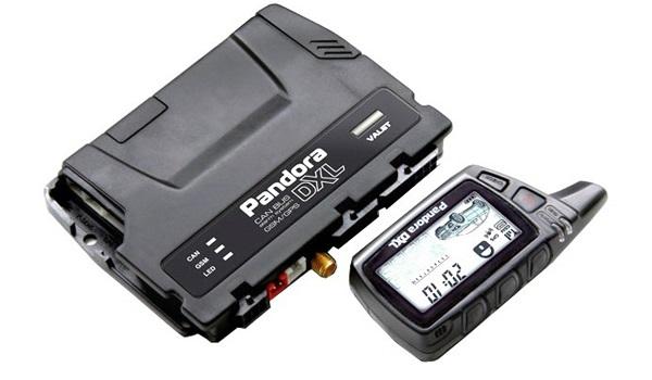 Блок pandora dxl5000