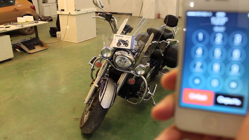 Pandora 4400 moto