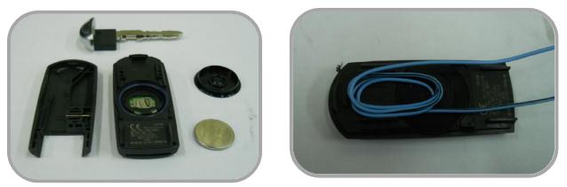 Модернизация внутренней антенны обходчика