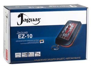 Охранная система Jaguar ez 10