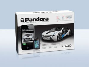 Pandora dxl 3930