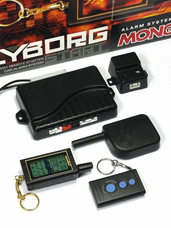 Инструкция по описанию mongoose cyborg start