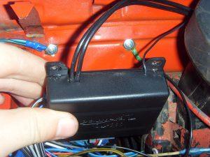 неполадки самого блока управления сигнализации