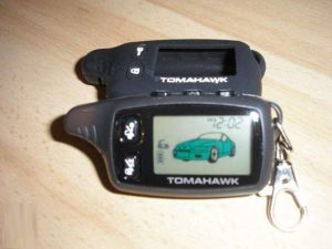 Брелок к Tomahawk tw 7000