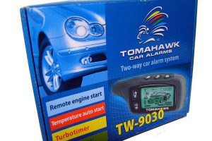 Сигнализация Tomahawk tw 9030