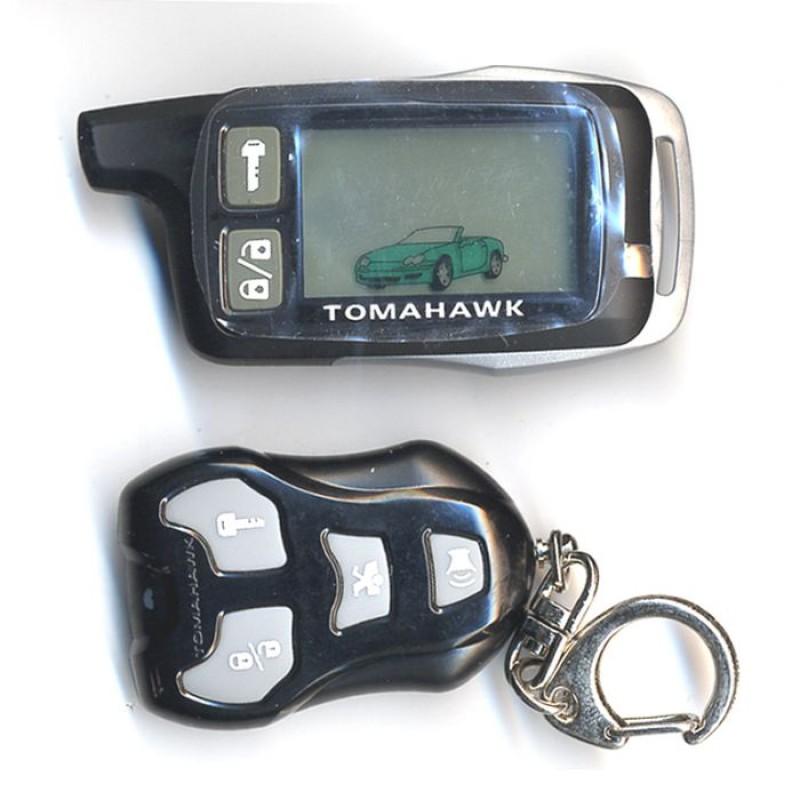 В комплекте брелка сигнализации обычно встречаются и брелки без дисплея ЖК