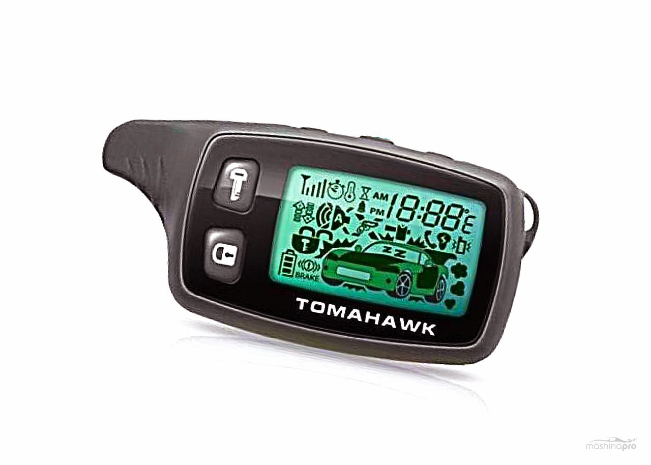 Брелок tomahawk tw 9010