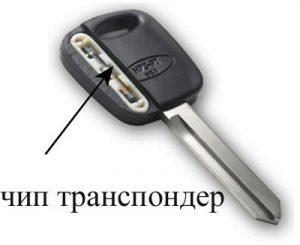 Чип транспондер