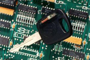 чип-ключ