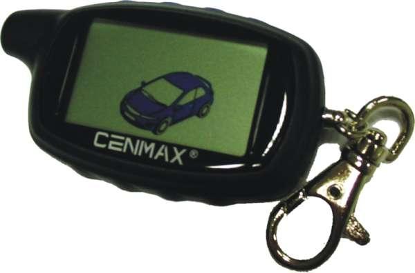 инструкция от сигнализации cenmax