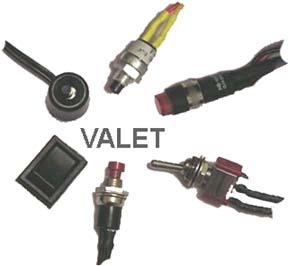 Кнопка Valet