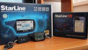 Модули gps/gsm StarLine