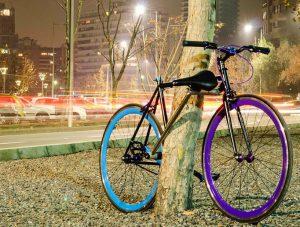 Защита велосипеда