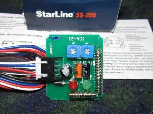 Старлайн SS205