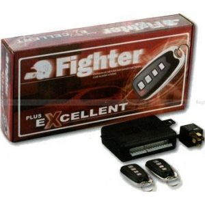 Сигнализация fighter ex