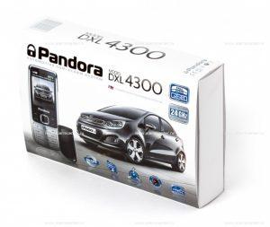 Коробка Pandora dxl 4300