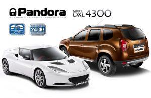 Рandora dxl 4300