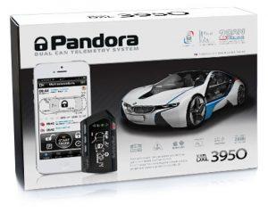 Коробка Pandora dxl 3950