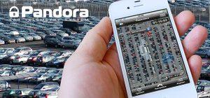 Pandora dxl 3950
