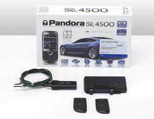 Комплектация Pandora dxl 4500
