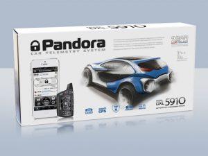 Коробка Pandora dxl 5910