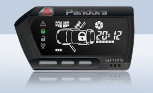 Брелок Pandora lx 3410
