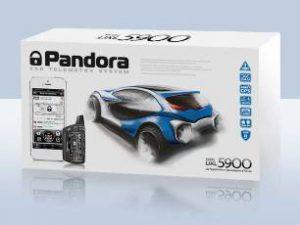 Коробка Рandora dxl 5900