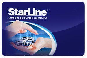 Сигнализация starline b91