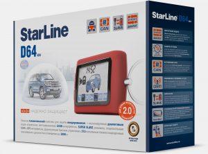 Коробка StarLine A64