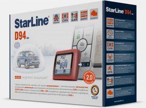 Коробка StarLine A94 - CAN2 SLAVE (30.05.13) - print
