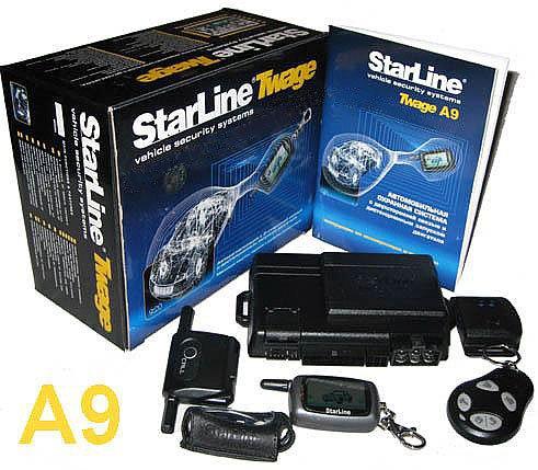 starline a9