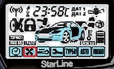 starline a91 дисплей
